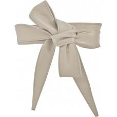 Bindegürtel 3cm - Offwhite - Beige