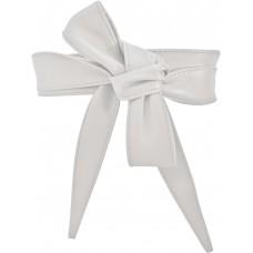 Bindegürtel 3cm - Light Grey - Licht Grau