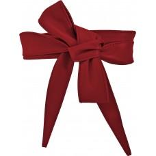 Bindegürtel 3cm - Cherry Red - Rot