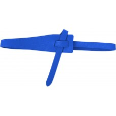 Blazer Retro Gürtel - Royal - Blau