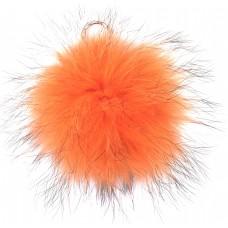 Pelzbommel - Buddha Orange - Orange