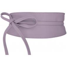 Obi Gürtel - Lilac Purple Rain - Flieder