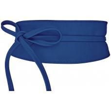 Obi Gürtel - Royals Blue - Königs Blau