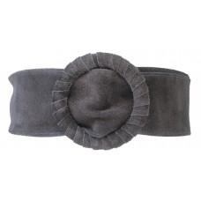 BohoTaillen Gürtel - Steel Grey - Stahl Grau