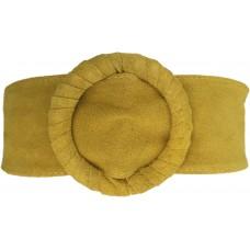 BohoTaillen Gürtel - Stone Yellow -  Gelb
