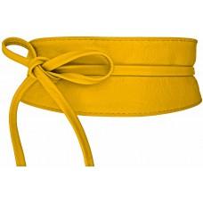 Obi Gürtel - Mustard - Senf Gelb